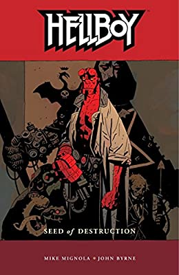 HELLBOY VOL ONE