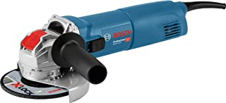 Bosch Professional GWX 14-125 - Amoladora angular (1400W, X-LOCK, 11000 rpm, Ø disco 125mm, en caja)
