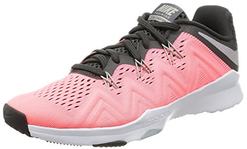 Nike Womens Zoom Condition TR Running Trainers 852472 Sneakers Shoes (UK 5.5 US 8 EU 39, Lava Glow matt Silver 600)