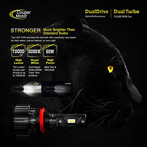 Cougar Motor LED Conversion Kit