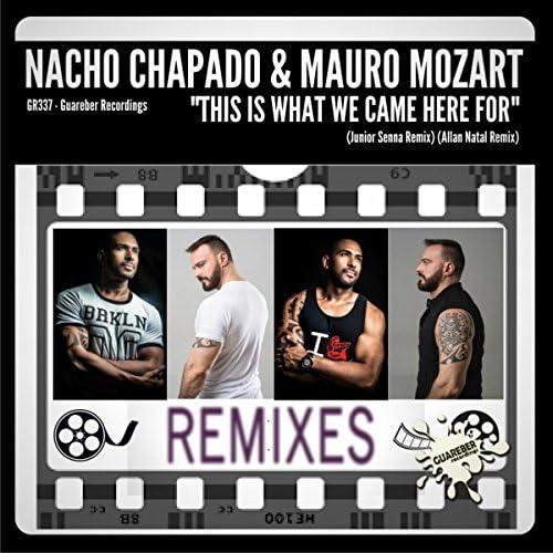 Nacho Chapado & Mauro Mozart