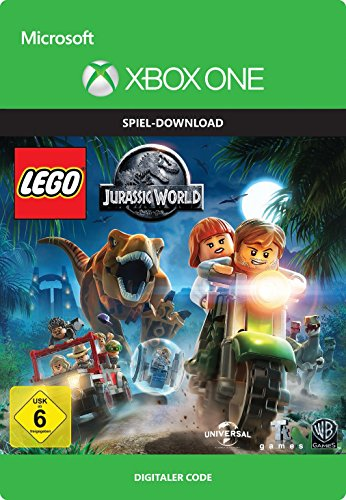 Lego Jurassic World [Vollversion] [Xbox One - Download Code]
