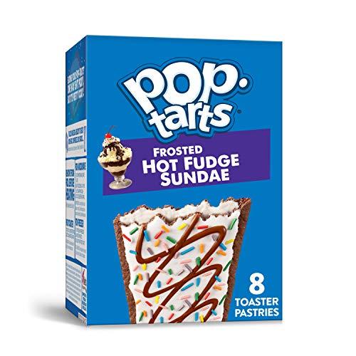 Kellogg's Hot Fudge Sundae Pop Tarts 384 gm