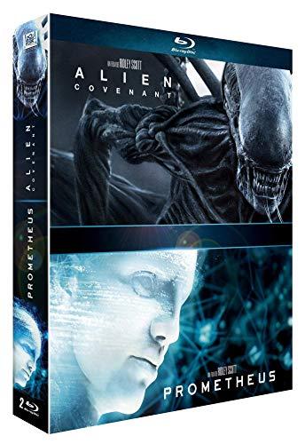 Alien : Covenant + Prometheus [Blu-ray]