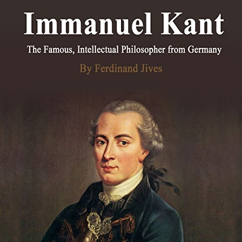 Immanuel Kant audiobook cover art