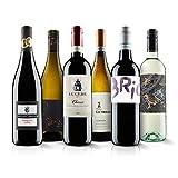 Italian Customer Favourites Mixed Wine Case - 6 Bottles (