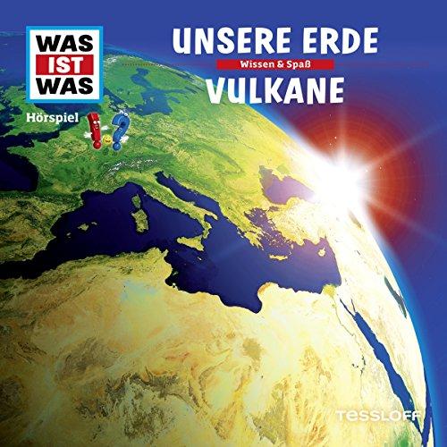 Unsere Erde / Vulkane (Was ist Was 1) Titelbild