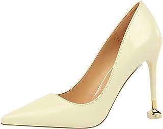 BalaMasa Womens APL12195 Pu Heeled Sandals