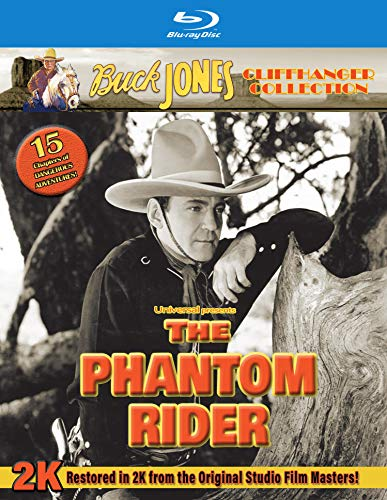 The Phantom Rider [Blu-ray]