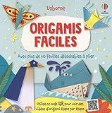 Origamis faciles - Avec plus de 60 feuilles détachables à plier