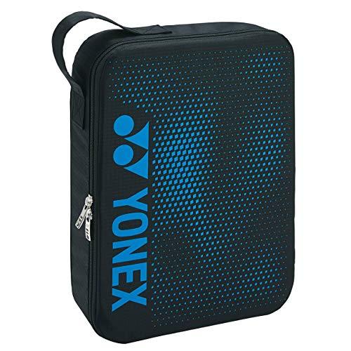 ヨネックス YONEX テニスバッグ・ケース ランドリーポーチL BAG2096L ブラック/ブルー(188)