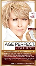 L'Oreal Paris Age Perfect Permanent Hair Color, 9N Light Natural Blonde