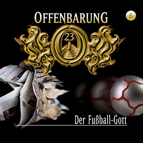 Der Fußball-Gott cover art