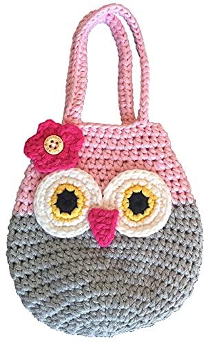 Sarah & Victoria Happy Owl Mini Purse,...