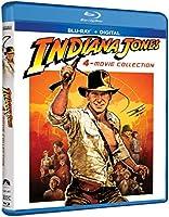 Indiana Jones 4 Movie Collection (Blu-ray + Digital)