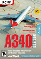 A340-500/600 Expansion for MS Flight Simulator X/2004 (輸入版)