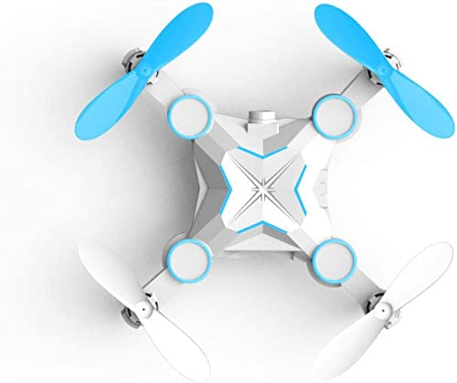 ERKEJI Drohne Fernbedienung Mini Quadcopter Spielzeug Flugzeug 480P Luftbildkamera Echtzeitübertragung WiFi FPV