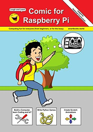 Comic for Raspberry Pi (Laugh and Learn Comic)