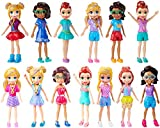 Mattel - Polly Pocket y sus amigas, surtido muñecas con accesorios ( FWY19)