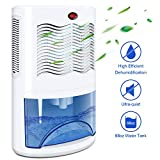 Best dehumidifier - COSVII Small Dehumidifier for Home with 2000ml Review