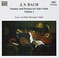 Sonatas & Partitas for Solo Violin 1 by J.S. BACH (1999-06-22)
