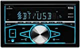 BOSS Audio Systems Elite 660BRGB Car Stereo - Double Din, Bluetooth Audio and Calling, MP3 Player, CD, USB Port, AUX Input, AM FM Radio Receiver, Multi Color Illumination