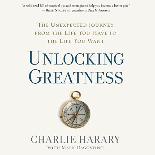 Unlocking Greatness audiobook cover art