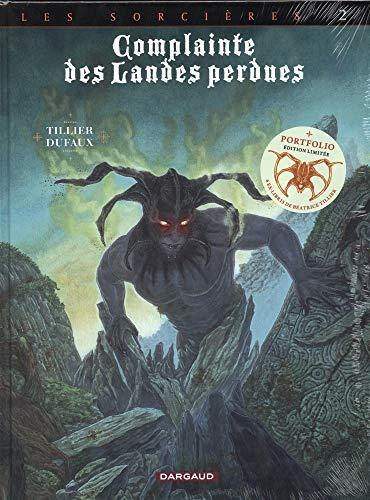 Complainte des landes perdues - Cycle Les Sorcières, Tome 2