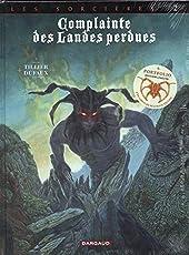 Complainte des landes perdues - Cycle Les Sorcières, Tome 2 - Inferno : Avec 6 ex-libris de Béatrice Tillier