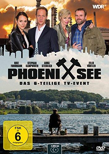Phoenixsee-Staffel 1 [2 DVDs]