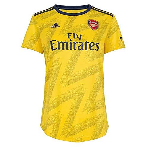 adidas 2019-2020 Arsenal Womens Away Football Soccer T-Shirt Jersey