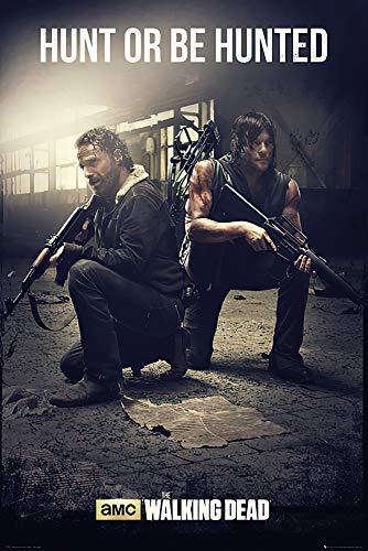 POSTER STOP ONLINE Walking Dead - Hunt Poster 24 x 36