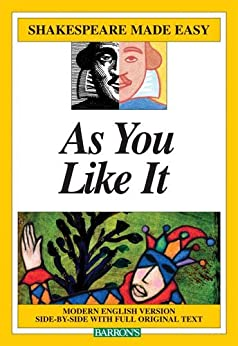 As You Like It (Shakespeare Made Easy) by [William Shakespeare]