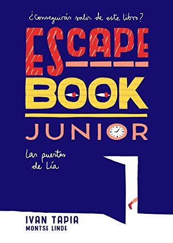Escape Book Junior (Ocio y deportes): Las puertas de Lía