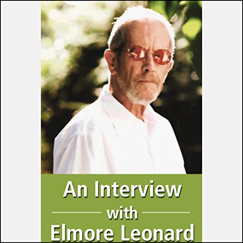 Interview with Elmore Leonard cover art