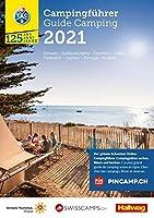 TCS Schweiz & Europa Campingfuehrer 2021: Neu mit offizieller Klassifizierung der Schweizer Campings in 4 Kategorien