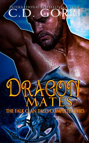 Dragon Mates: The Falk Clan Complete Series: Falk Clan Tales 1 - 4 (The Falk Clan Series)