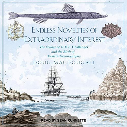 Endless Novelties of Extraordinary Interest cover art
