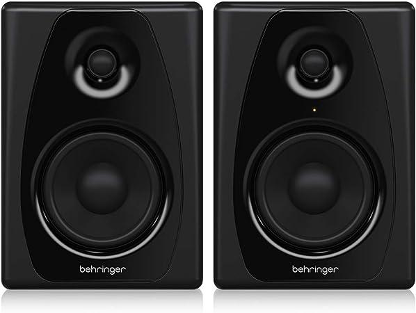 BEHRINGER Powered Studio Monitors Pair (STUDIO50USB)