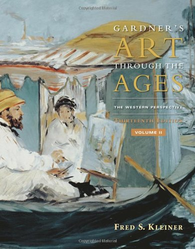 Gardner's Art through the Ages: The Western Perspective, Volume II (with Art Study & Timeline Printed Access Card)