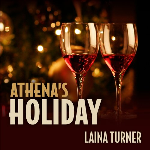 Athena's Holiday audiobook cover art