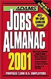 Adams Jobs Almanac (8th Ed.)