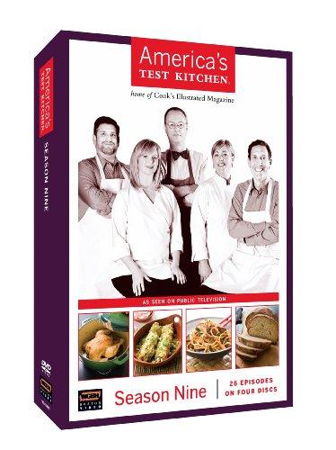 America's Test Kitchen: Season 9