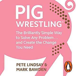 Pig Wrestling cover art