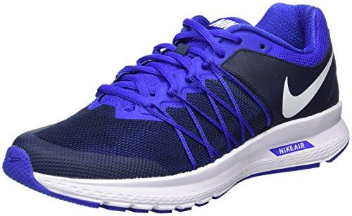 Nike Herren Air Relentless 6 Traillaufschuhe, Mehrfarbig (Obsidian/White/Paramount Blue 402), 39 EU