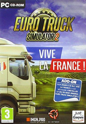 classement un comparer Euro Truck Simulator 2: Vive la France