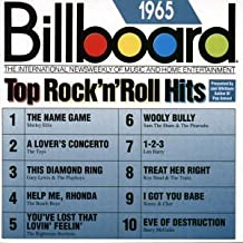 Billboard Top Hits: 1965