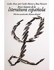 Breve historia de la literatura española (El libro de bolsillo - Humanidades)