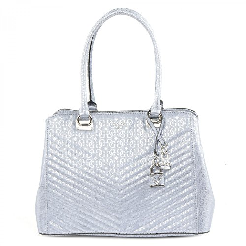 Guess Taschen - Halley - Girlfriend Satchel - ICE