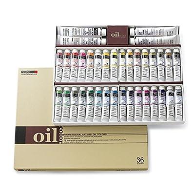 Shinhan Professional Oil Paints 20ml 12, 24, 36 colors or 50ml 12colors